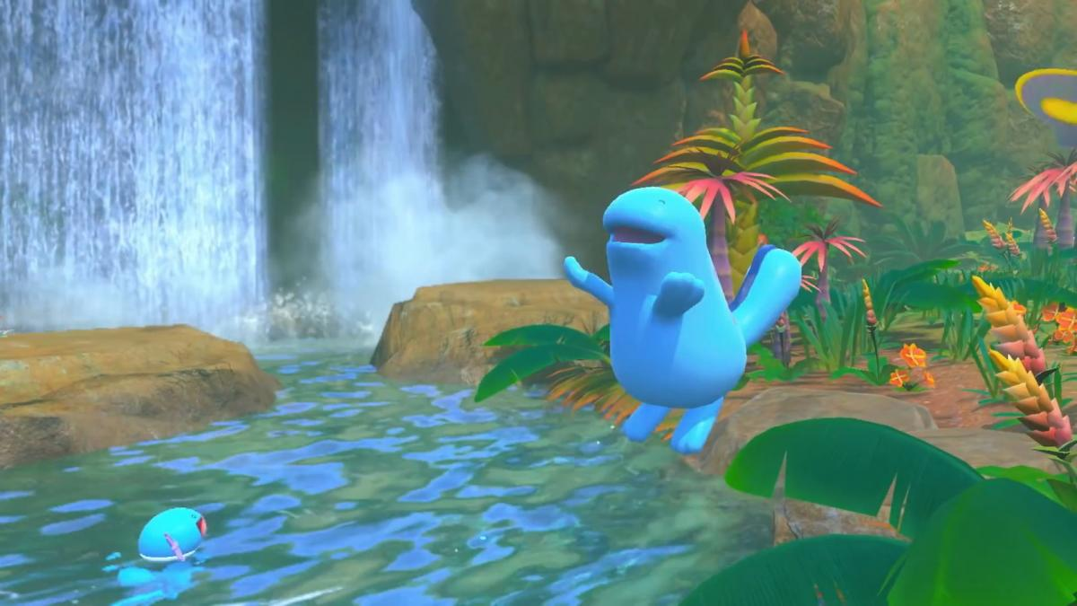 New spot of New Pokémon Snap, the photographic safari of Nintendo Switch