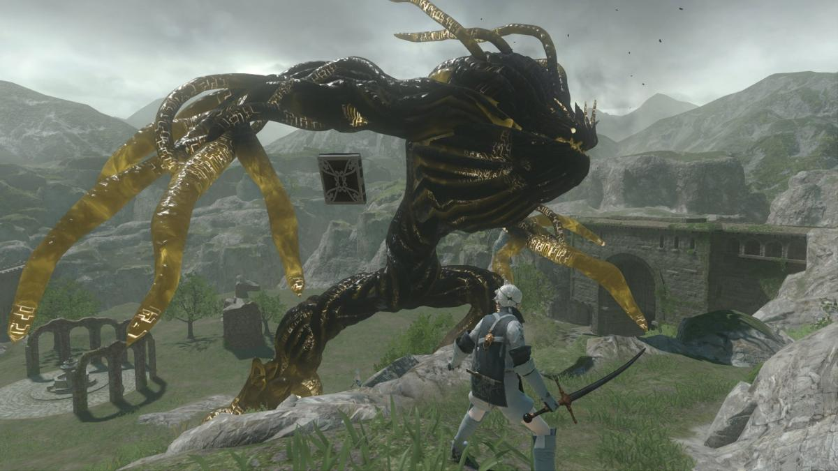 NieR Replicant ver. 1.22474487139 is now finished, and the DLCs will be free