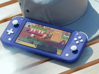 Nintendo Switch Lite announces a new blue color that will be available in May