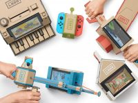 "Nintendo would be preparing a ""small announcement of Labo"" before closing it"