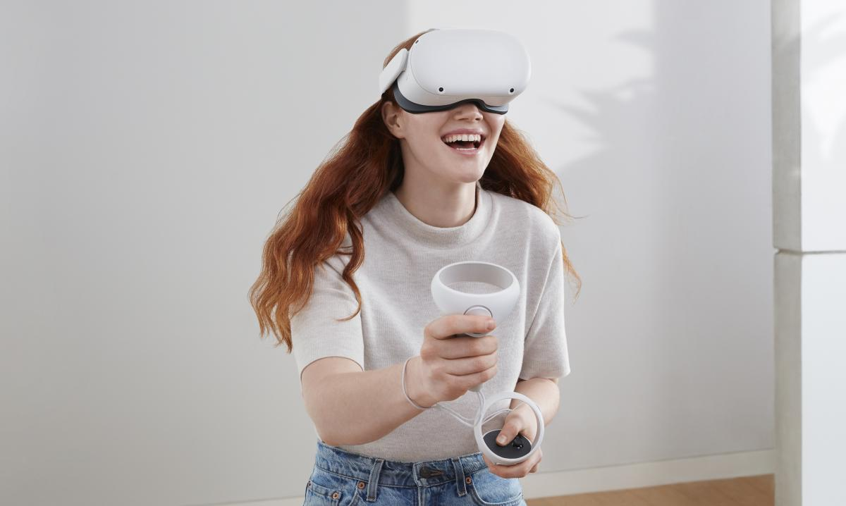 Oculus Quest 2 Updates with Air Link to Play Wireless PC VR Games, 120Hz, Physical Keyboard Support, and More