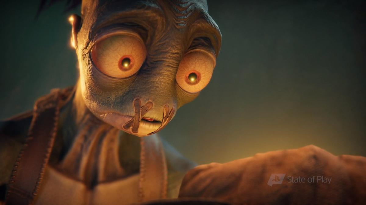 """Oddworld Soulstorm is """"almost identical gaming experience"""" on PS4 and PS5, say its developers"""