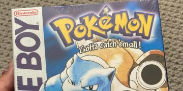 Recover a Pokémon game lost more than 20 years ago that is now worth thousands of euros