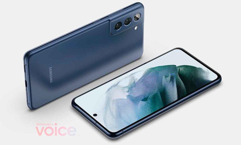 Samsung Galaxy S21 FE: ¿será este su diseño?