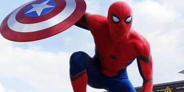 Spider-man No Way Home filming photo references Captain America's legacy