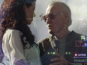 Stan Lee's cameo in Guardians of the Galaxy was very different according to James Gunn