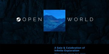 Steam Announces Open World Sale for Next May