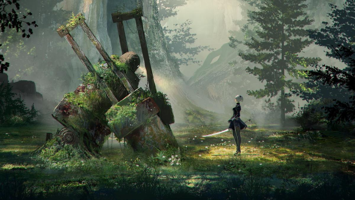 Steam's version of Nier Automata will receive a patch that will improve its performance on PC