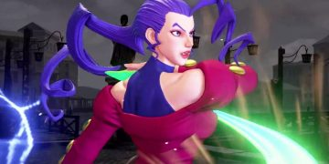 Street Fighter V Champion Edition launches a Rose gameplay showing all her set of moves, outfits and scenery