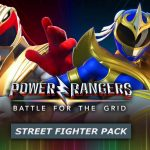 Street Fighter's Ryu and Chun-Li arrive in Power Rangers: Battle for the Grid as DLC