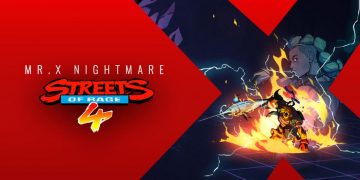 Streets of Rage 4 announces its Mr. X Nightmares DLC with new characters, moves, survival mode and more
