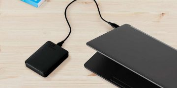 Take all your games wherever you go with this 2TB hard drive: it is reduced to 63.99 euros