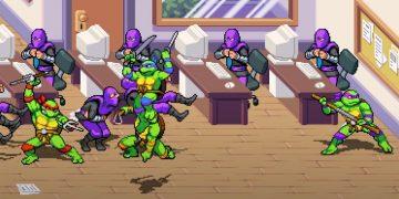 Teenage Mutant Ninja Turtles Shredder's Revenge - We interview the creators of the game