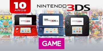 The 30 best-selling Nintendo 3DS games on GAME to coincide with the console's 10th anniversary