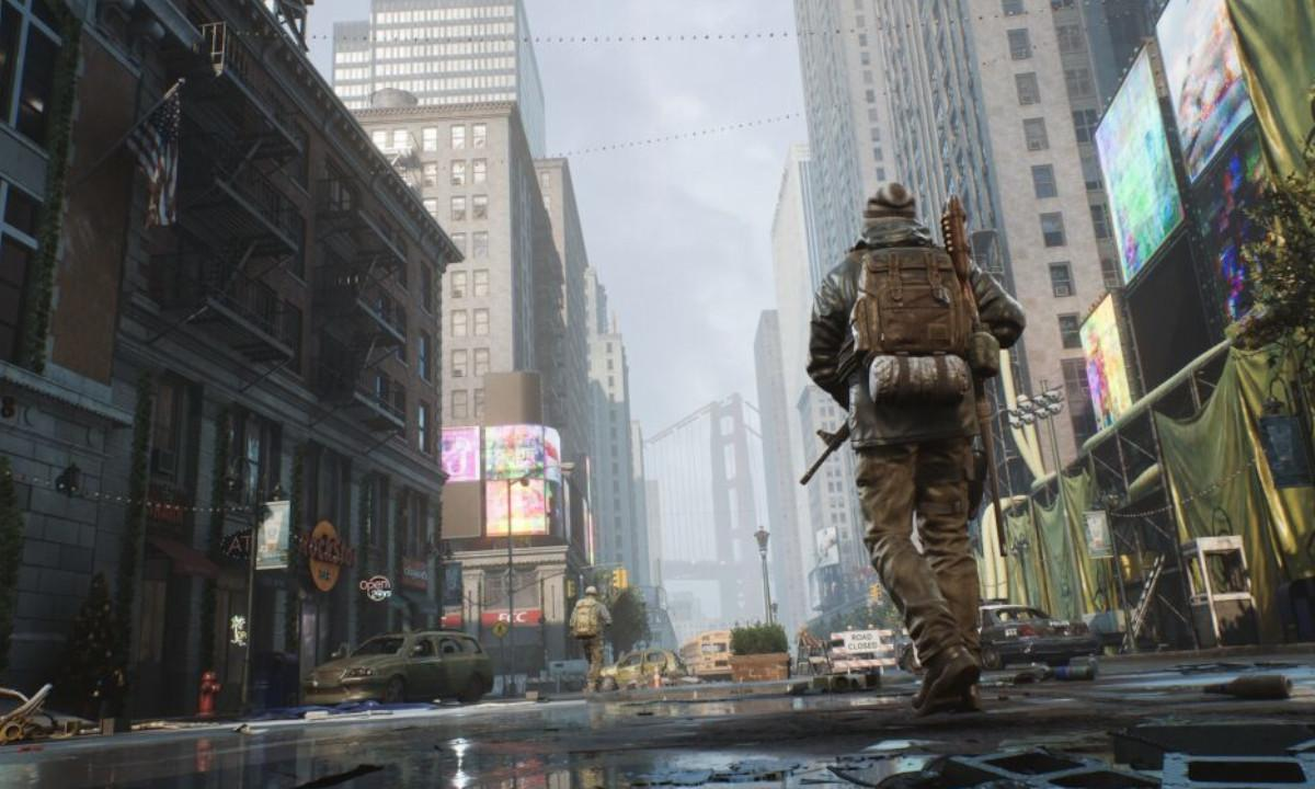 The Day Before gameplay, an MMO that looks like a cross between The Division and The Last of Us