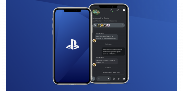 The PlayStation mobile app exceeds 100 million downloads