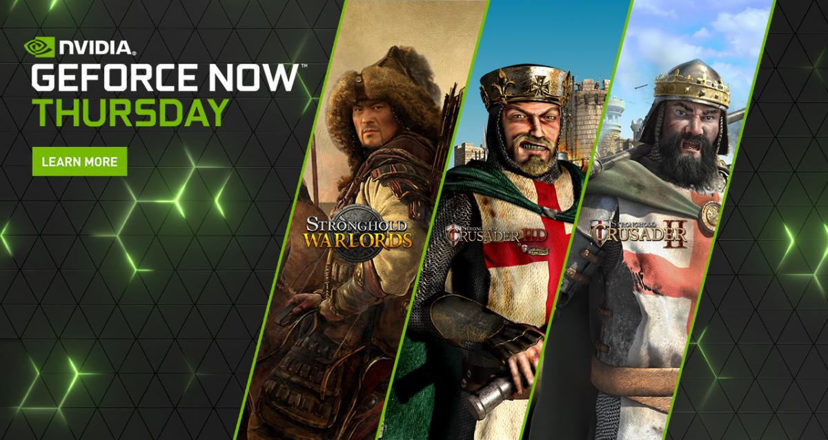 The Stronghold Saga Comes to NVIDIA GeForce Now, Along with Other New This Week