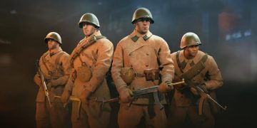 The beta of Enlisted, the MMO shooter of World War II is now available on PS5 and Xbox Series X   S