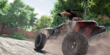 The fan remake of Tomb Raider 2 shows new and spectacular advances, now with the driving of the quad