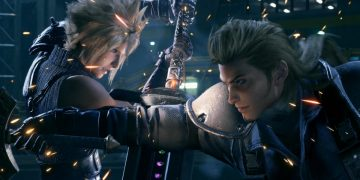 The first images of the Ultimania of Final Fantasy VII in English