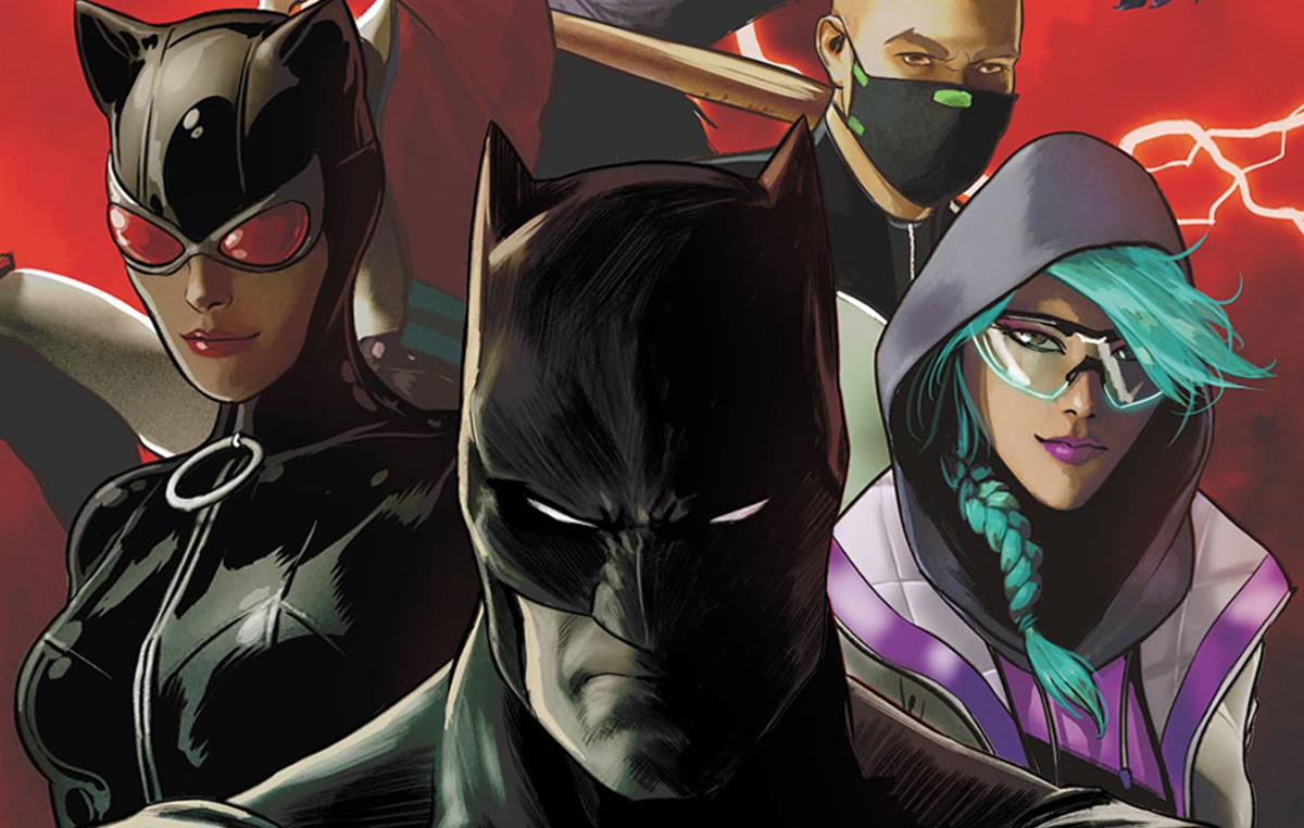The first issue of the Batman / Fortnite crossover comic is sold out, but ECC confirms a second edition
