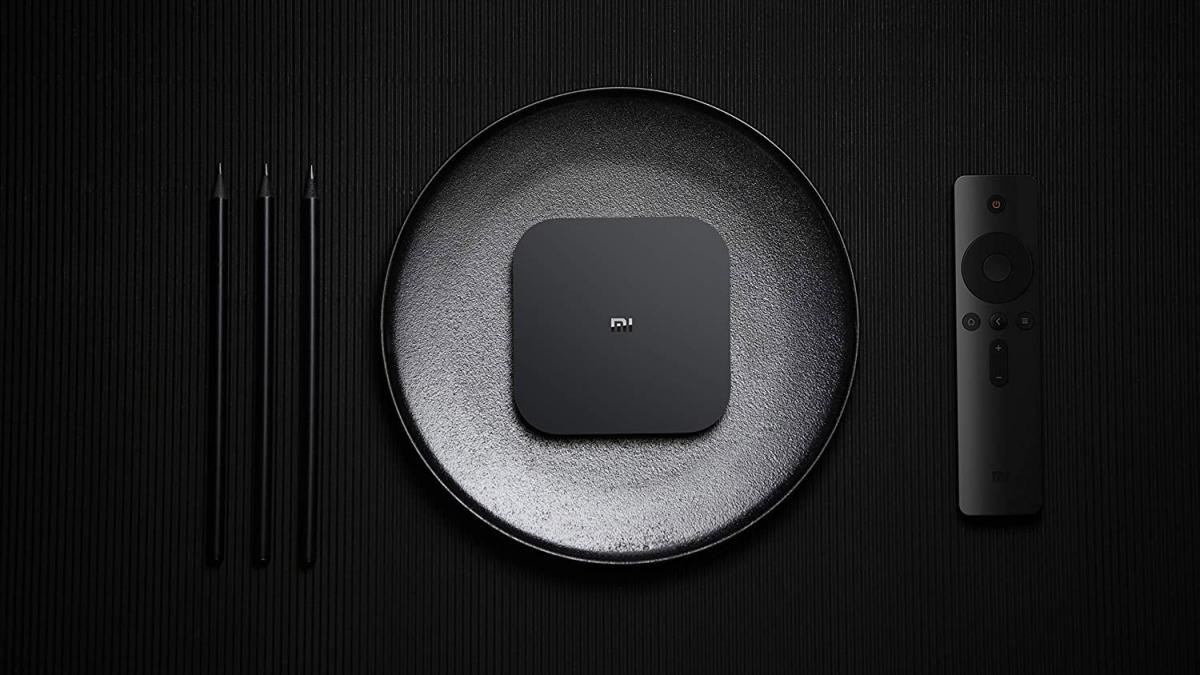 The most demanded Android TV Box is on offer: you have a Xiaomi Mi TV Box with 4K for 49.99 euros