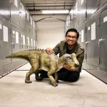 The paleontologist who uses Star Wars, Jurassic Park and cosplay to teach his students