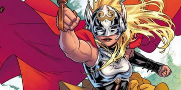The writer of Thor: Love and Thunder shares images of the filming