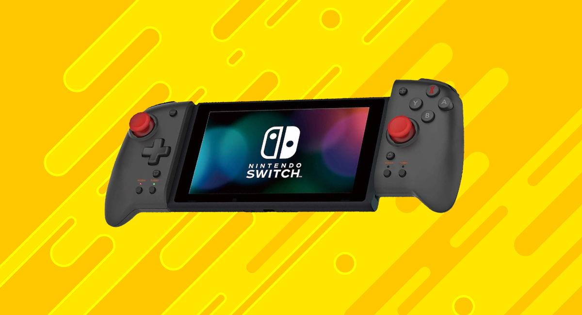 These controllers replace the Joy-Con and are also much cheaper: they cost only € 39.99