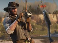 They discover a new detail about Red Dead Redemption 2 that has to do with the fish in the game