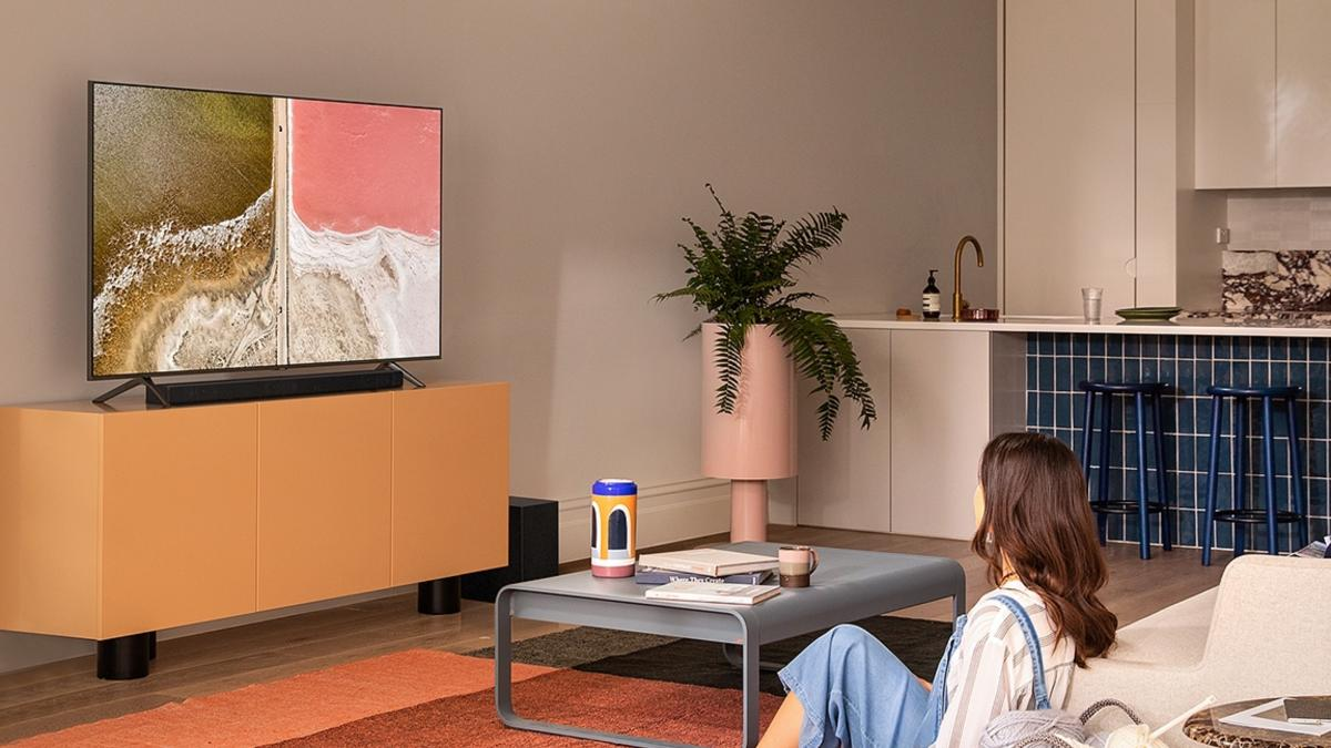 This 50-inch Samsung 4K Smart TV has Alexa and you can ask it to put series or movies with your voice: on sale for 570 euros