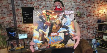 This is Mutant Insurrection, the new board game based on X-Men