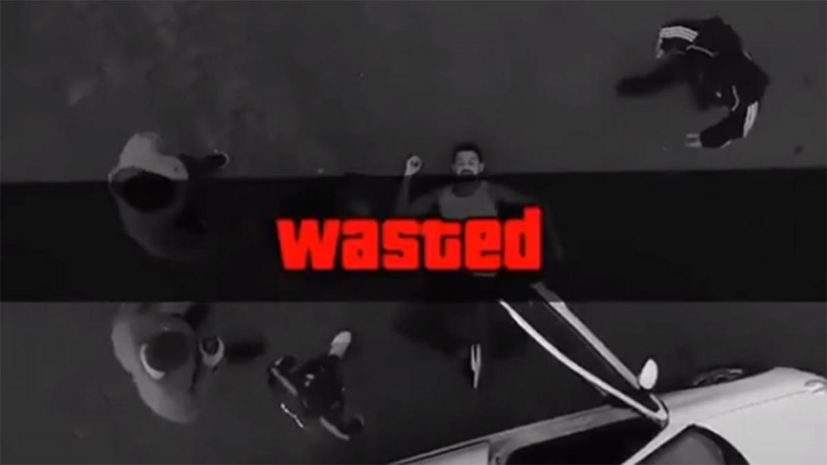 This is the beer parody of Grand Theft Auto San Andreas that has gone viral