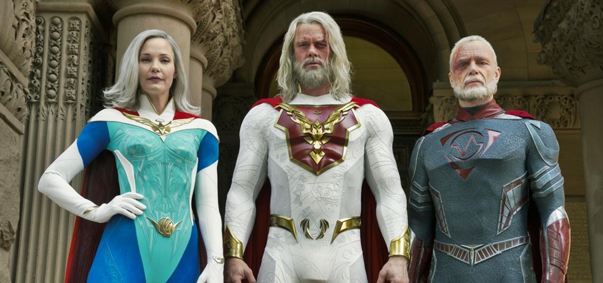 Trailer for Jupiter's Legacy, the new Netflix superhero series based on the comics by Mark Millar