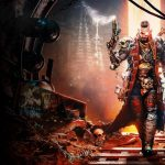 Trailer for Necromunda: Hired Gun, the subjective shooter set in Warhammer 40,000