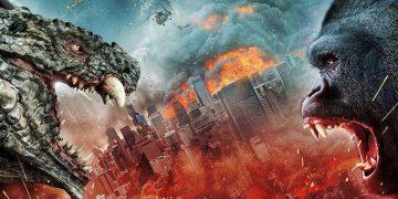 Trailer of Ape vs Monster, the version of The Asylum (Sharknado) of Godzilla vs Kong
