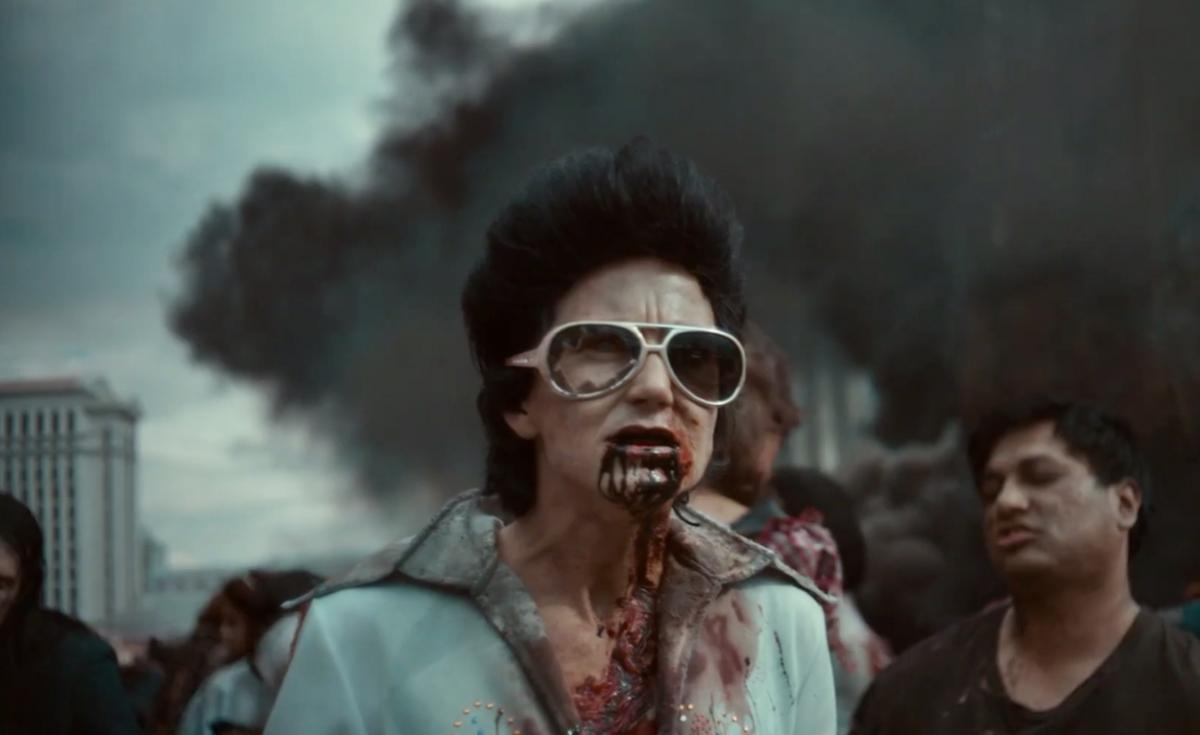 Trailer of Army of the Dead, Zack Snyder's zombie movie coming to Netflix in May