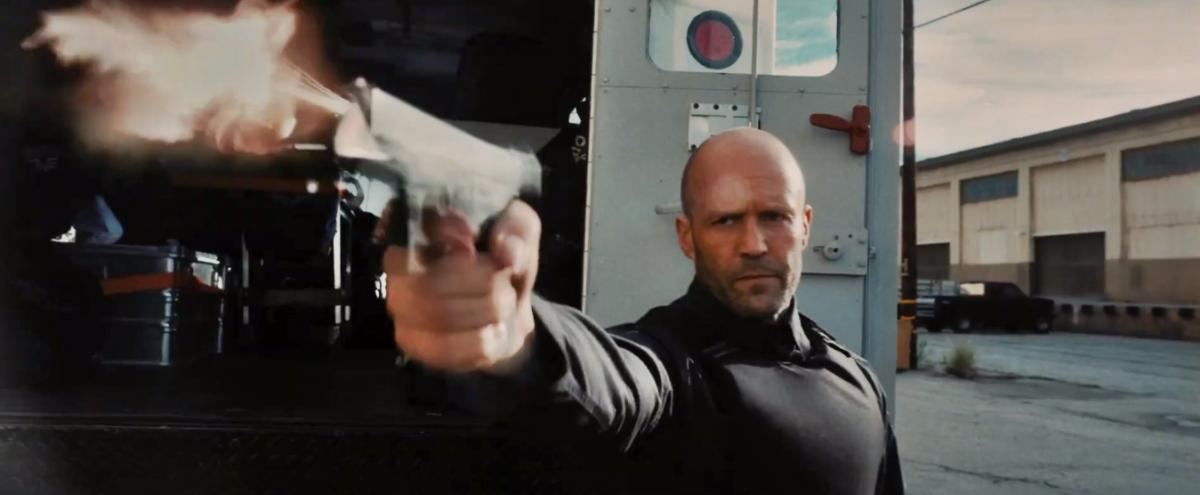 Trailer of Awaken the Fury, the new Guy Ritchie movie with Jason Statham