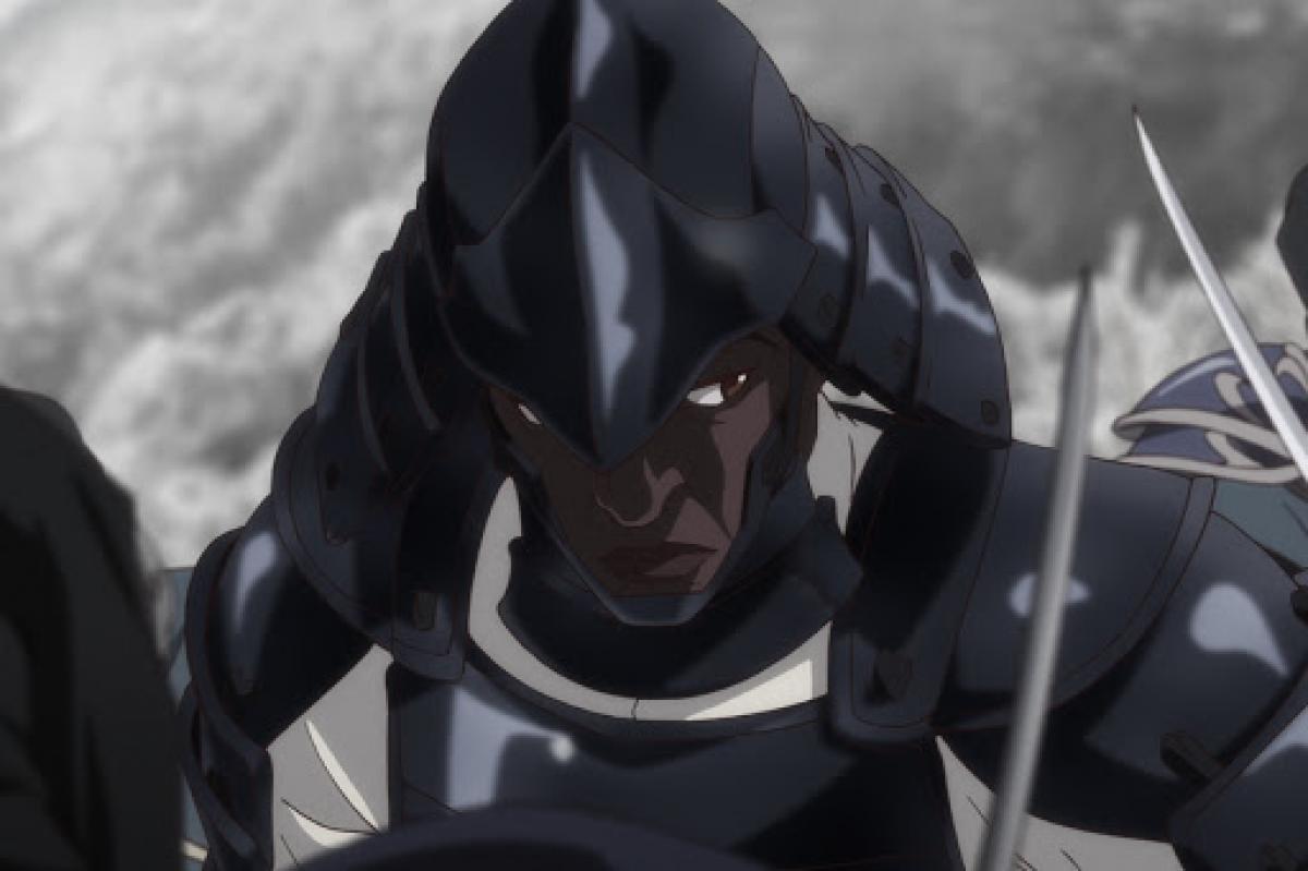 Trailer of Yasuke, the stylized Netflix anime about a ronin