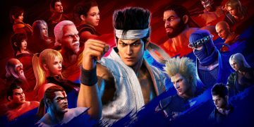 Virtua Fighter eSports for PS4 is listed on the Japanese PS Store