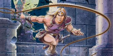 We play Castlevania Resurrection, the canceled Dreamcast game released 20 years later