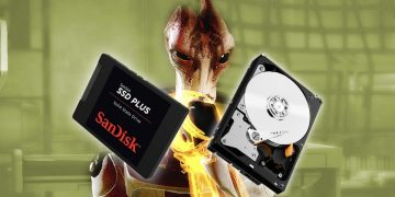 What are HDD and SSD drives and how are they different?