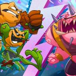 What's new from the makers of Battletoads will also be 2D, and it's based on a much-loved IP