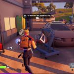 Where are the workshops and how to change the wheels of the cars in Fortnite season 6 - locations