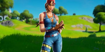 Where to find character 17 in Fortnite, Spark plug, and complete the collection