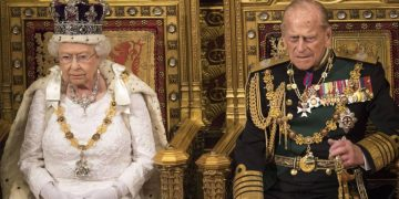 Will the script of the series The Crown change after the death of the Duke of Edinburgh?