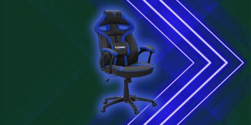 Woxter's low cost gaming chair, now cheaper: reclining seat and LED lights for only 109 euros