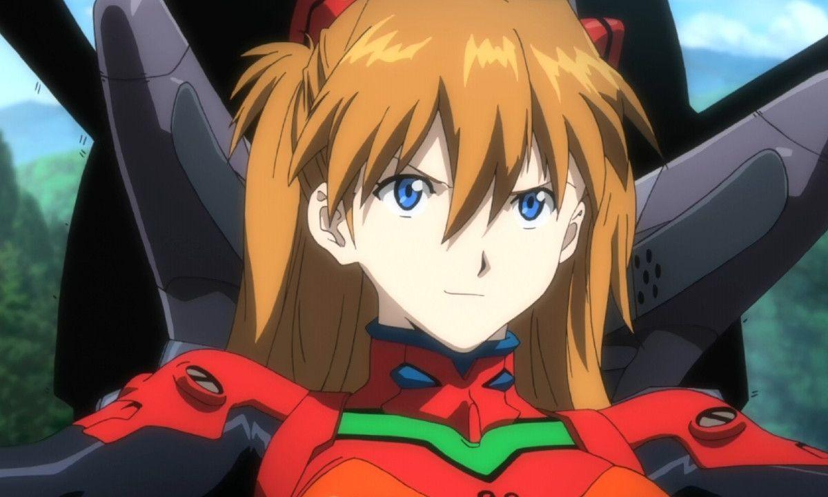 Young and old Asuka together in this shocking Evangelion cosplay
