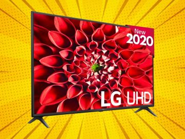 Your new console needs a 4K screen and this 55-inch LG Smart TV is reduced to 419.99 euros