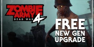 Zombie Army 4 is updated with improvements on PS5 and Xbox Series X   S (free with PS Plus and Game Pass)
